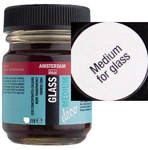 Decorfin Glass, TALENS -  Медиум за витражна боя 50 мл.
