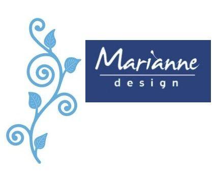 Marianne Design  - Шаблон за рязане и ембос LR0414