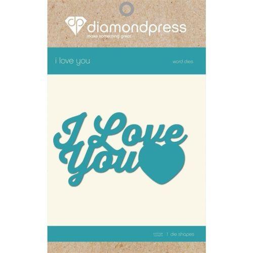 LOVE DP DIES  - ЩАНЦИ DP1191