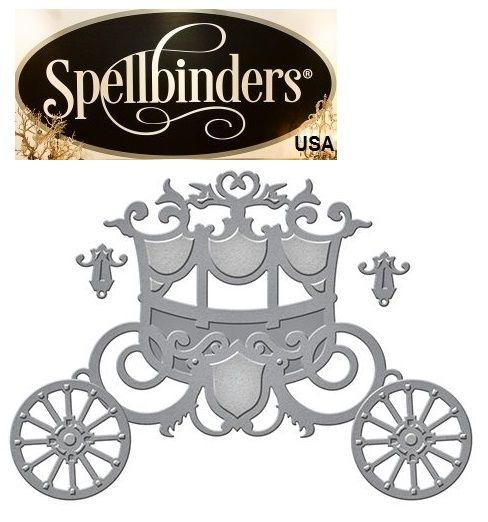 Spellbinders USA  - шаблон за изрязване и ембос S2-248