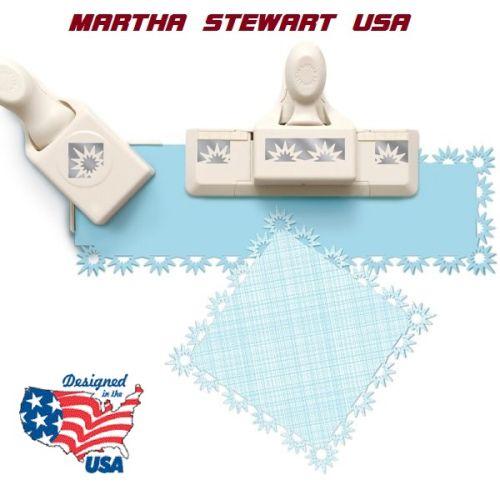 AROUND THE PAGE от MARTHA STEWART - комплект бордюрен + ъглов пънч