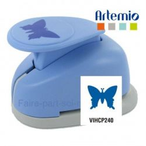 ART Пънч 25мм - Butterfly