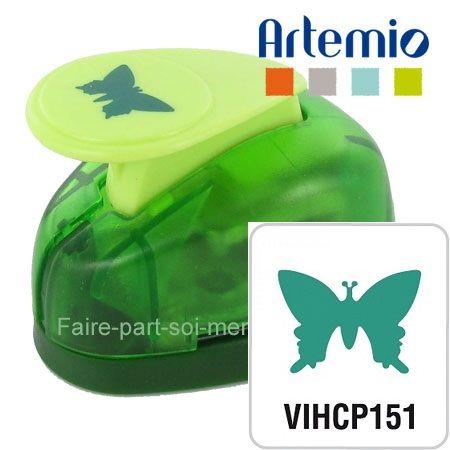 ART Пънч 16мм - Butterfly 1