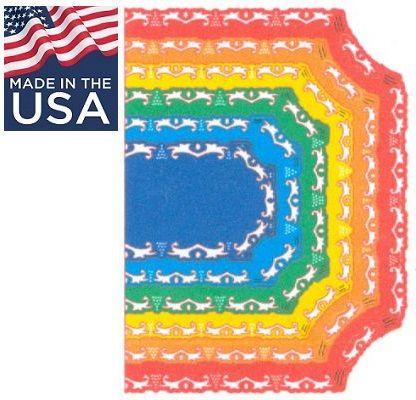 Cheery Lynn ,USA - К-кт шаблони за рязане и ембос / dl192