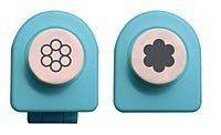 Nellie Snellen Small SET - Комплект ембос пънч + пънч FLP048 - 1,5 cm.