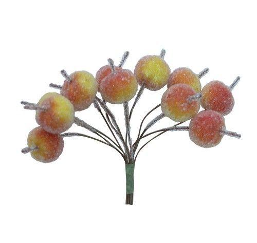 APPLES MINI DECO - Дизайнерски ябълки за декорация 12бр