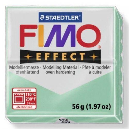 FIMO EFFECT - ПОЛИМЕРНА ГЛИНА - Jade Green