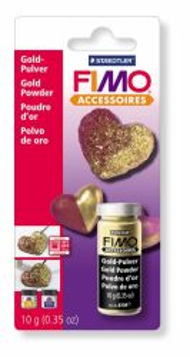 FIMO Bronze Powder - Метализирана пудра Бронз, 10 g