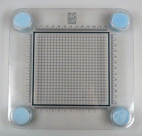 STAMPING BUDDY - ПОСТАВКА за отпечатване със силиконови и клинг печати
