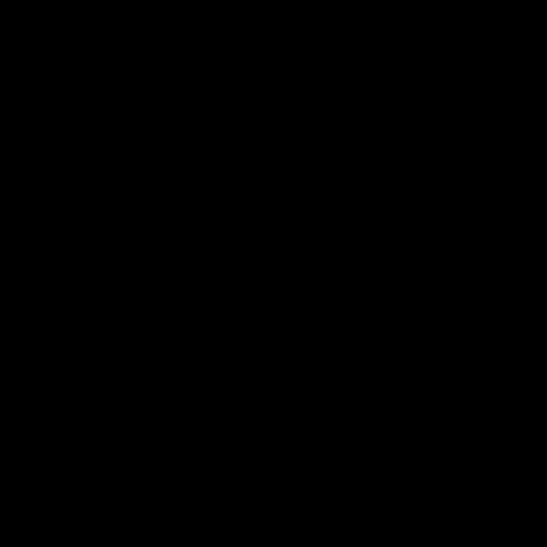 ALADINE STAMP  ARABESQUE - Гумен печат на дървено блокче B
