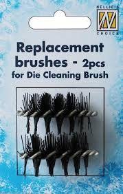 DIE BRUSH & FOAM REFILLS  - Резервни четки за инструмент за зачистване и изваждане на изрязани със щанци елементи