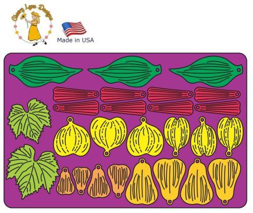 DIE by Cheery Lynn USA - Шаблон за рязане и ембос / b264