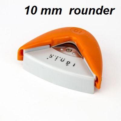 TONIC ROUNDER 10mm Ъглов Пънч - Закръгление