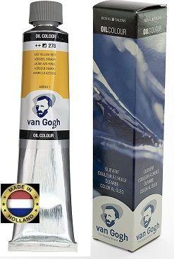 VAN GOGH OIL - Маслена боя 200 мл. - Жълта тъмна / 270