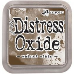 DISTRESS OXIDE тампон - WALNUT STAIN