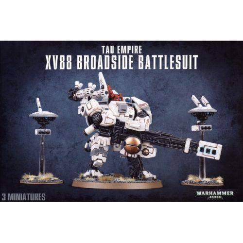 WARHAMMER 40000 - XV88 Broadside Battlesuit / TAU EMPIRE