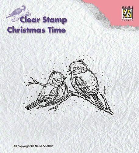Nellie Snellen Clear Stamps - Дизайн прозрачен печат, CT015