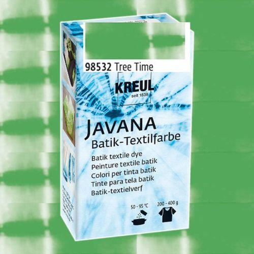 JAVANA BATIK - Боя за цялостно боядисване и батика /50-95градуса/ -  TREE TIME