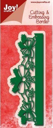 Joy Crafts DIES - Щанци за рязане и ембос 6002/0640