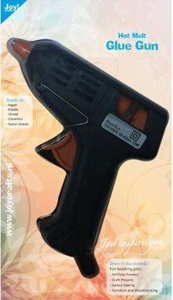 GLUE GUN JOYCRAFT - Мини пистолет за силикон за фина работа 7mm