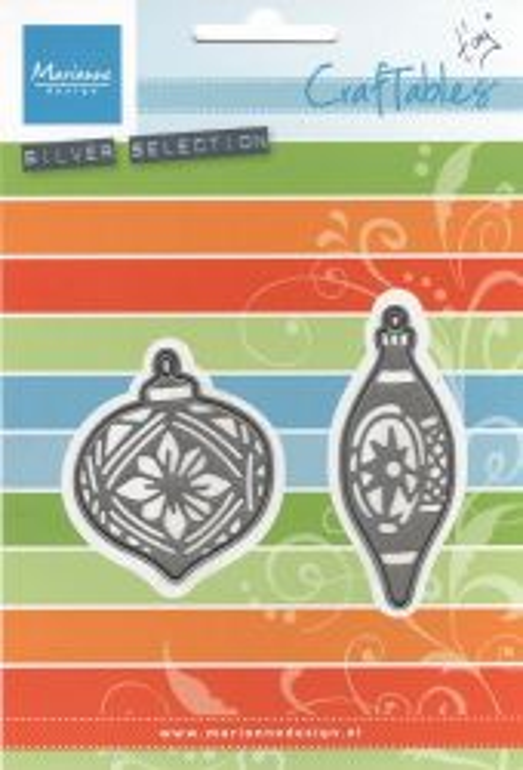 Marianne Design - Шаблон за рязане и ембос cr1379
