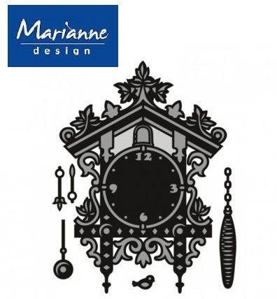 Marianne Design - Шаблон за рязане и ембос CR1388
