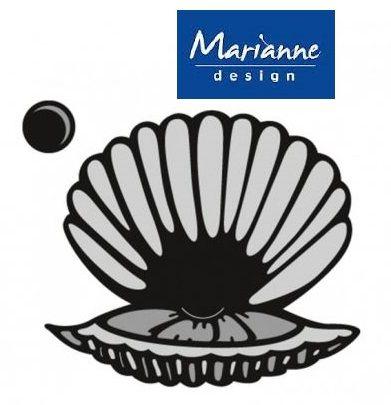 Marianne Design - Шаблон за рязане и ембос CR1407