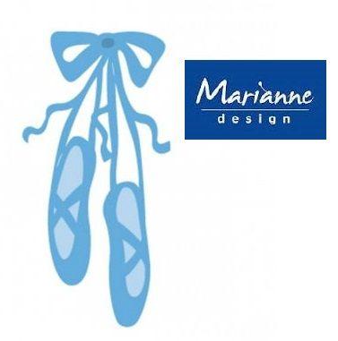 Marianne Design - Шаблон за рязане и ембос LR0466