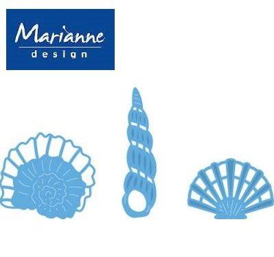 Marianne Design - Шаблон за рязане и ембос LR0471