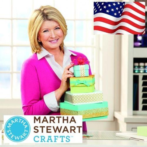 MARTHA STEWART * BOXED GIFT - Дизайнерски бордюрен пънч