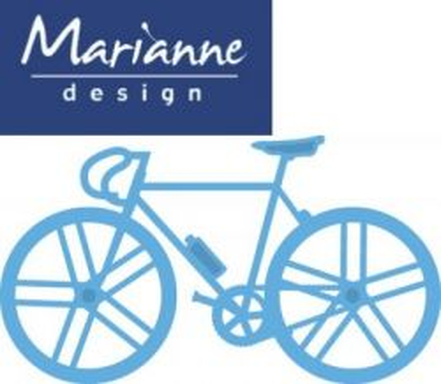 BIKE Marianne Design  - Шаблон за рязане и ембос LR0394