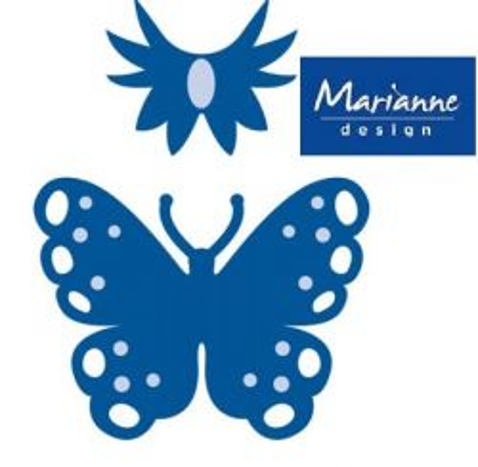 Marianne Design - Шаблон за рязане