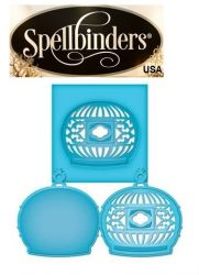 Spellbinders USA NEW - шаблони за изрязване и ембос s2-029