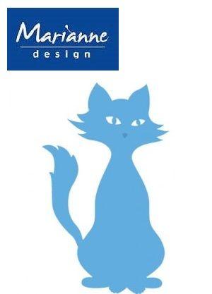 Marianne Design - Шаблон за рязане и ембос LR0432