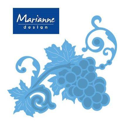 Marianne Design - Шаблон за рязане и ембос LR0366