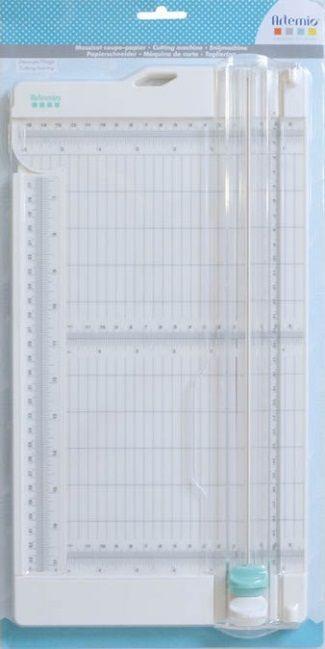 ARTEMIO TRIMMER А3 - Крафт тример  30.5 см / бигова и реже ОСНОВА  15см