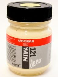 PATINA AMSTERDAM DECO  - ANTIQUE WHITE 121 / Патина, Talens