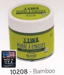 ALADINE EMBOSSING POWDER , USA - Фина ембосинг пудра 25ml BAMBOO