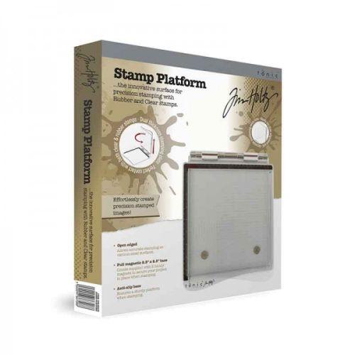 Tim Holtz Stamping Platform - Уред за отпечатване 1707E