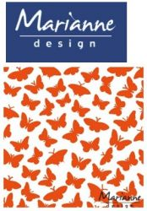 Marianne Design Emboss folder - Папка за релеф  DF3433
