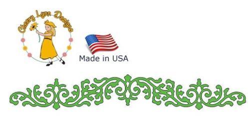 Cheery Lynn ,USA - Шаблон за рязане и ембос b176