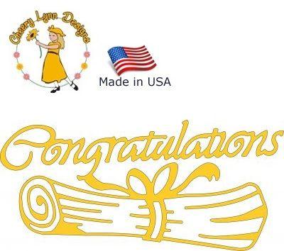 Cheery Lynn ,USA - Шаблон за рязане и ембос b210