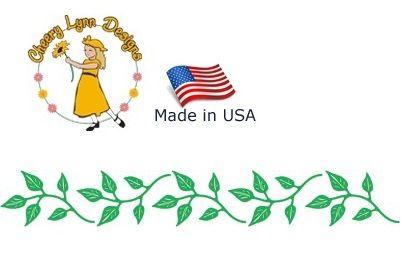 Cheery Lynn ,USA - Шаблони за рязане и ембос / b304