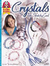 CRYSTALS & STRETCHY CORD BOOK - Книжка наръчник