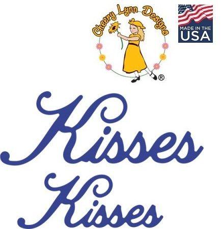 Cheery Lynn ,USA - Шаблони за рязане и ембос  2бр / b381