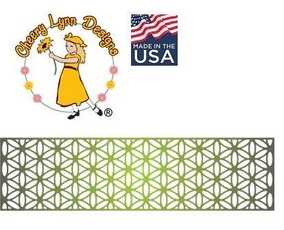 Cheery Lynn USA - Шаблони за рязане и ембос / b432