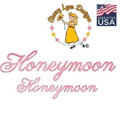 Cheery Lynn ,USA - Шаблон за рязане и ембос B582