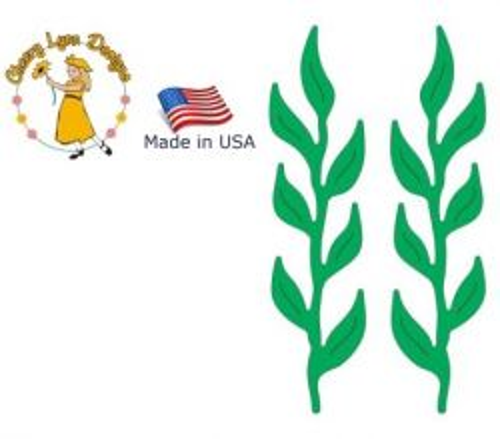Cheery Lynn ,USA - Шаблони за рязане и ембос  2 бр / b179