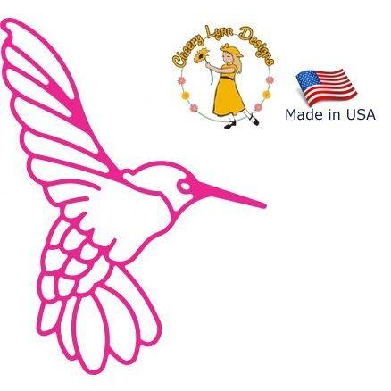 Cheery Lynn ,USA - Шаблон за рязане и ембос / b194