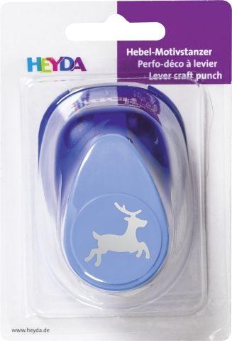 HEYDA Punch  25mm - Дизайн пънч ЕЛЕН